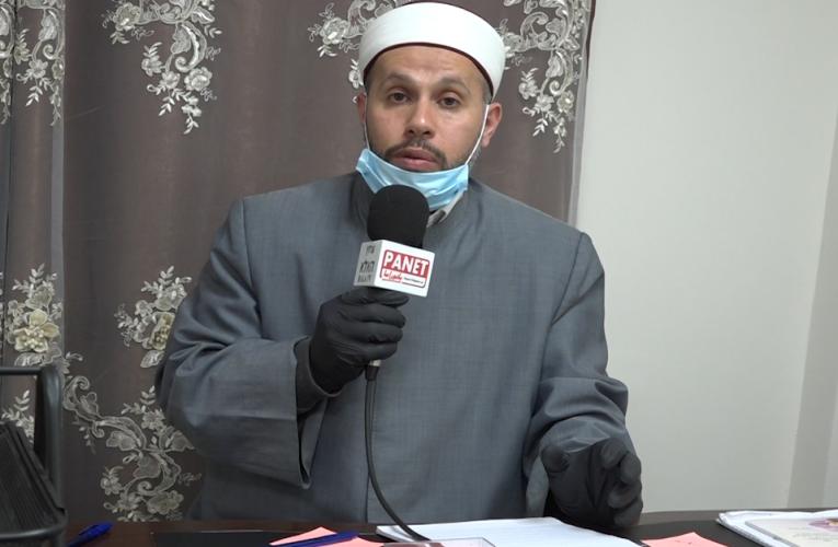 الشيخ مشهور فواز: ' نحذر من الزيارات الرمضانية الموسعة '