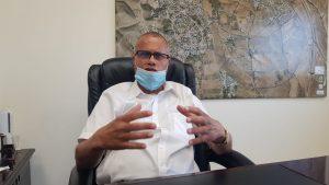رئيس مجلس اللقية : مهم جدا الالتزام بالحجر الصحي – على المصابين التوجه لفنادق الكورونا منعا لتفشي العدوى